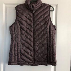NWOT Ultra-Light Down Packable vest